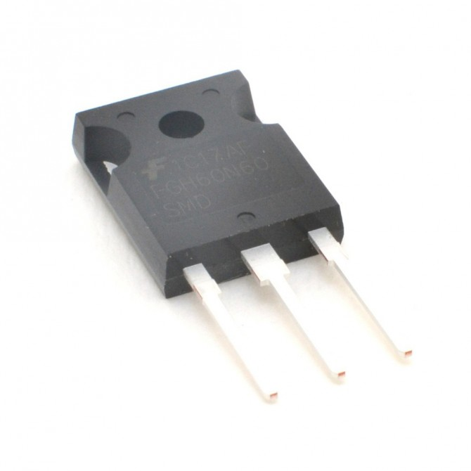 FGA60N65SMD IGBT, pack of 4, with sil-pad for use with the oneTeslaTS musical Tesla coil kit