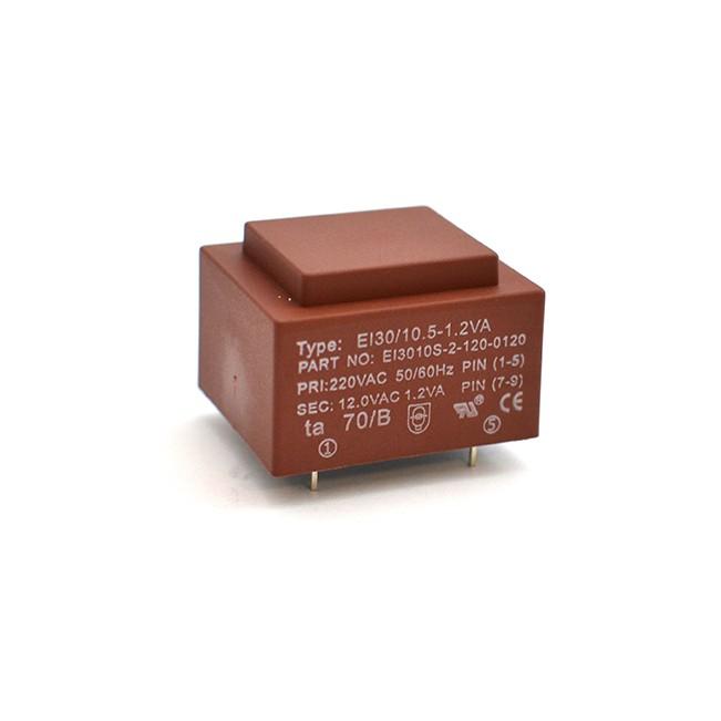 EI-30 12V 1.2VA Line Transformer