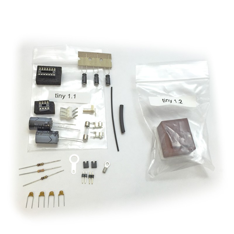 tinyTesla Full Main Board Replacement Set with Silicon