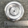 "tinyTesla 4.5"" O.D. Spun Aluminum Toroid / Tesla coil topload for use with the tinyTesla musical Tesla coil kit"