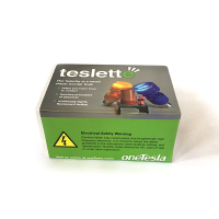 Teslette packaging