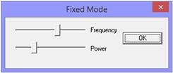 Fixed Mode
