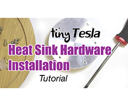 heat sink hardware installation tutorial