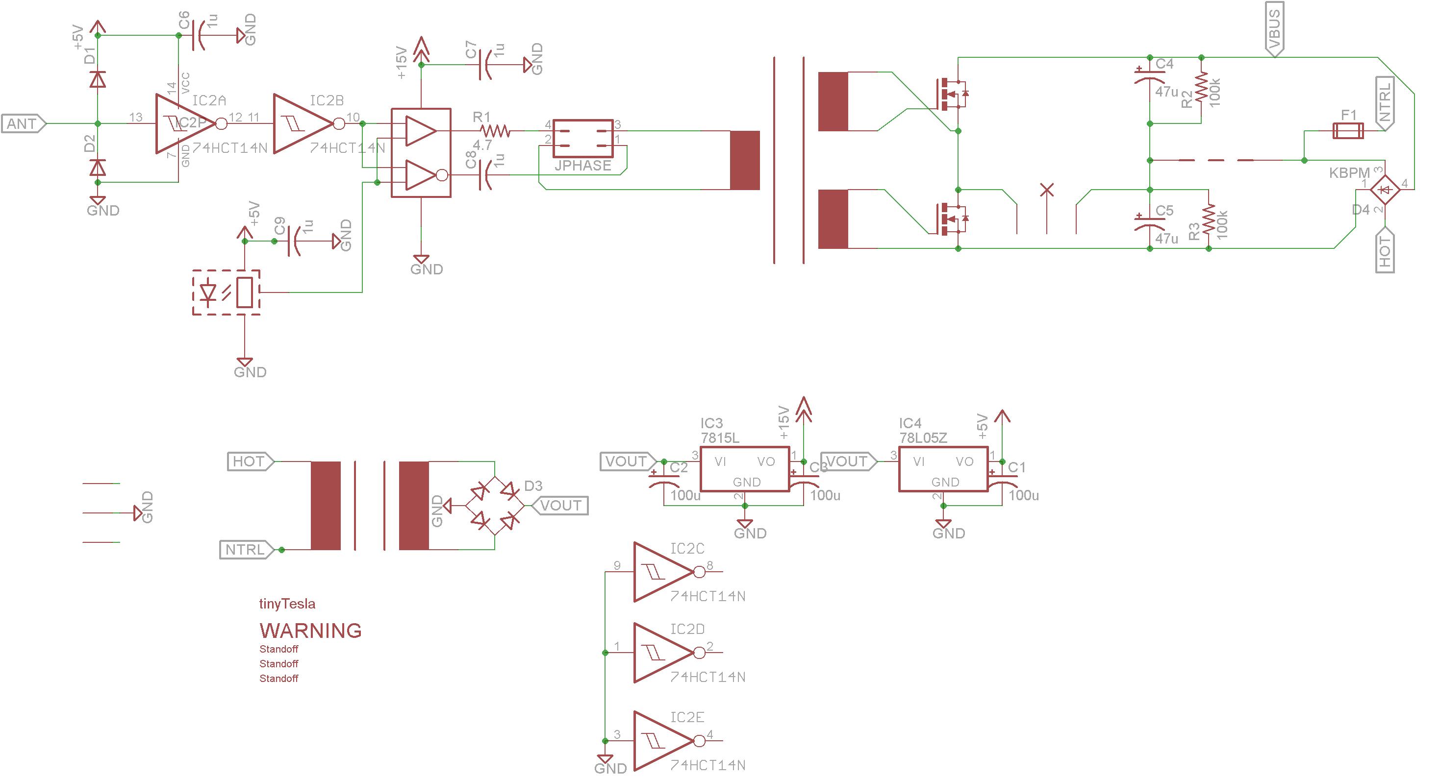 Downloads Quiz Circuit Diagrams Schematics Electronic Projects Tinytesla Schematic