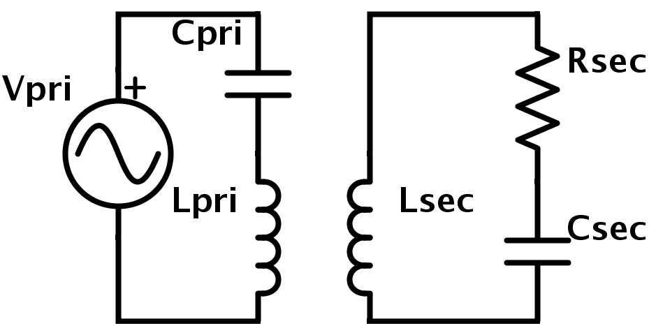 DRSSTC model - plasma speaker