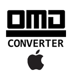 OMD Converter for Mac