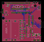 SD interrupter board layout