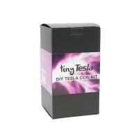 tinyTesla in its product box, SSTC kit