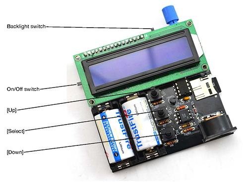 SD interrupter controls