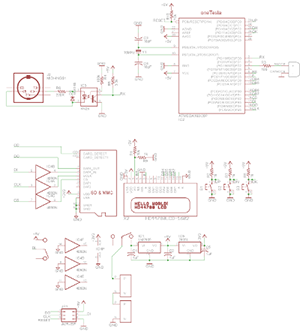 SD interrupter schematic - electromagnetism experiments