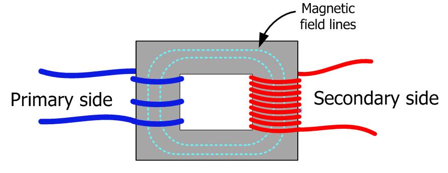 transformer - tesla coil speaker